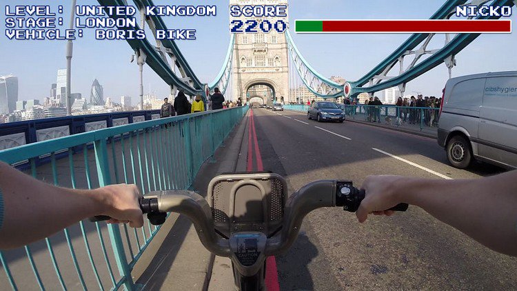video game uk bike
