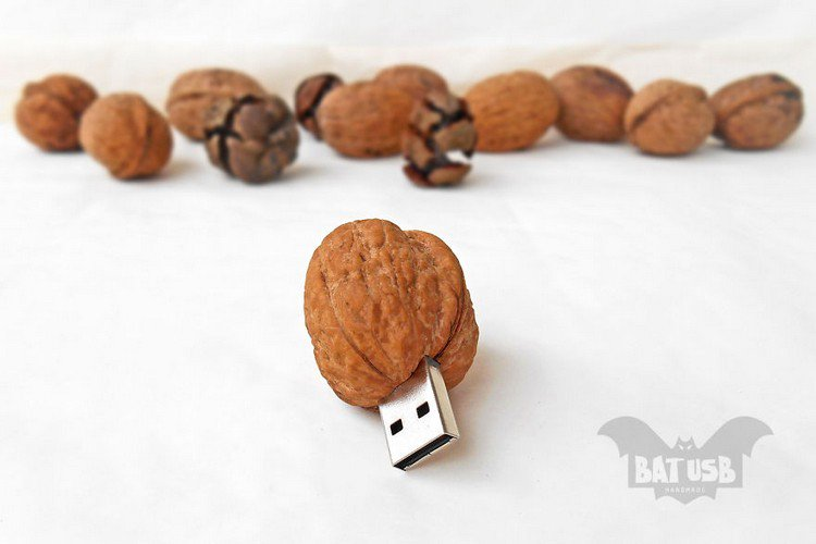 walnut usb