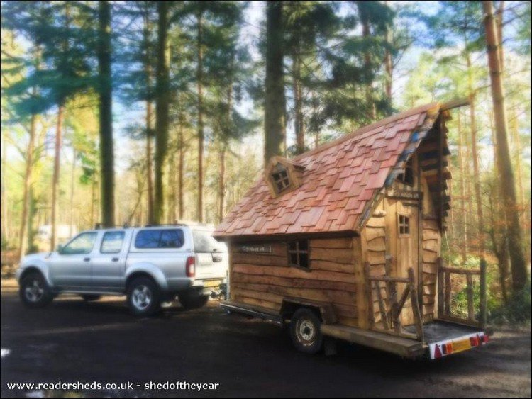 wonky shed trailer
