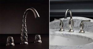 3D Metal Printed Faucets