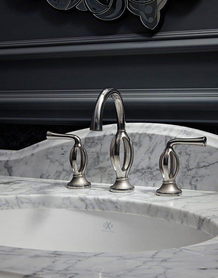 3D printed faucet metal