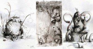 Adamova Marina Fairytale Paintings