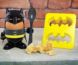 Batman Egg Cup and Toast Cutter