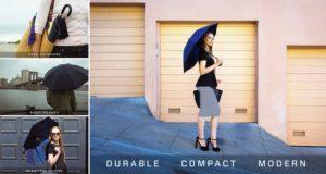 Blue Jean Umbrella