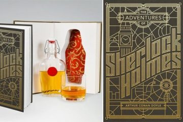 Booze Books Chapter 2 Sherlock Holmes