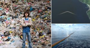 Boyan Slat Aims To Rid The Worlds Oceans Of Garbage