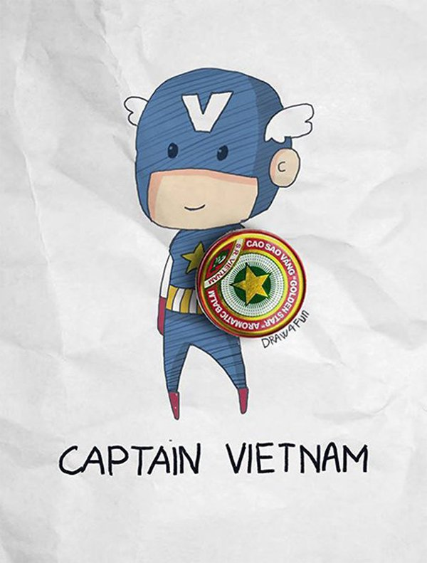 Captain Vietnam