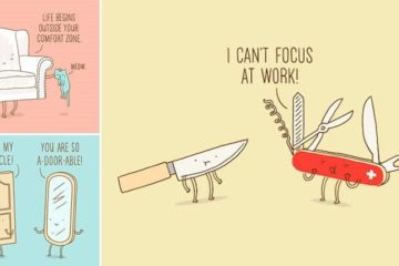 Conversations Between Everyday Objects