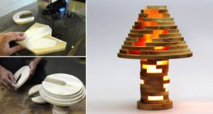 Create Stacked Lamp