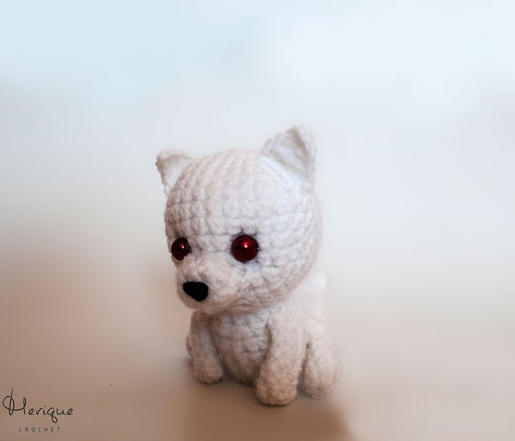 Cute-Crochet-Game-of-Thrones-Characters-by-Merique-Crochet-ghost