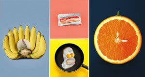 Designer Turns Food Into Other Objects