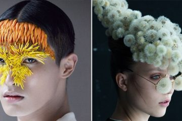 Ethereal Flower Portraits