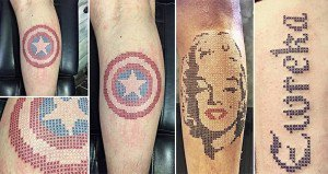 Eva Krbdk Cross Stitch Craft Tattoos
