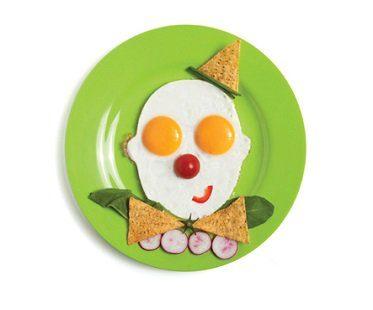 Face-Shaped Fried Egg Mold