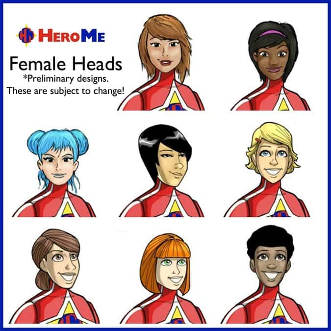 Female Heads