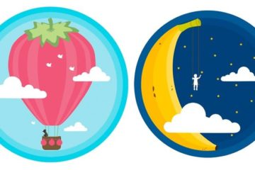 Fruit Inspired Illustrations