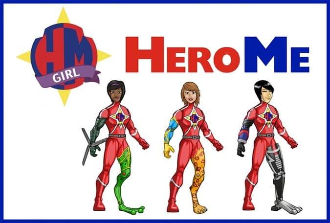 Hero Me Girl