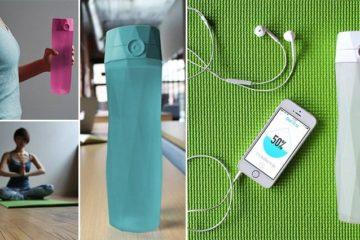 HidrateMe Smart Water Bottle