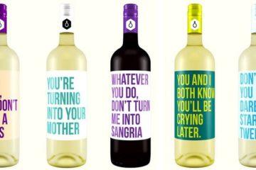 Hilarious Wine Labels
