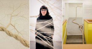 Janaina Mello Landini Ciclotrama Rope Art