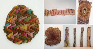 Jason Middlebrook Geometric Tree Art