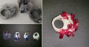 Kaylee Findley Home Grown Crystal Rings