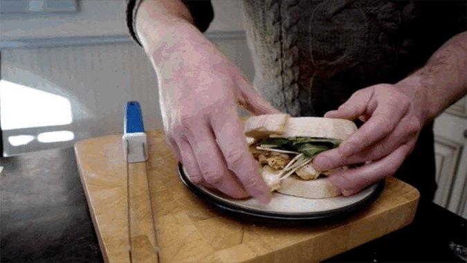 Knife Sandwich