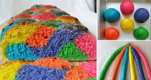 Learn How To Make Jellybean Bread