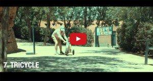 LegGo 8 In 1 Balance Bike