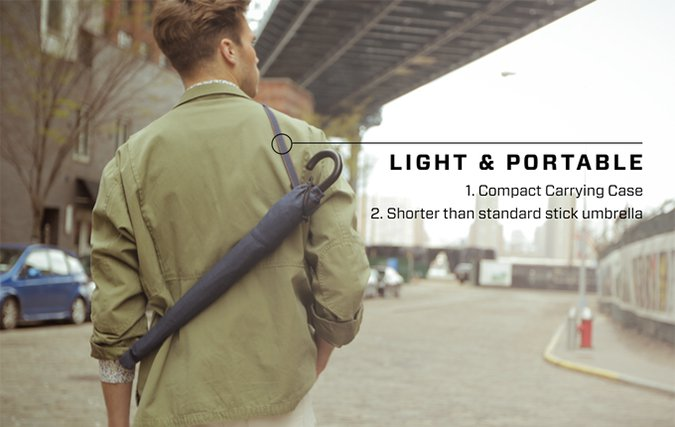 Light And Portable