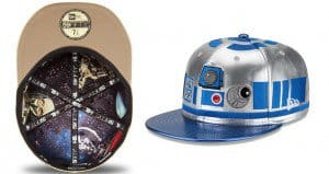 New Era Star Wars Baseball Caps