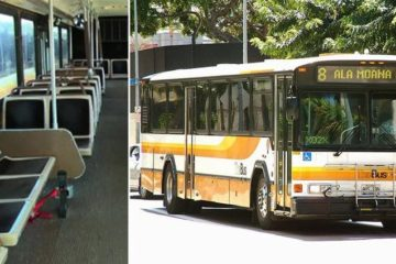 Old Buses Converted Into Homeless Shelters Hawaii