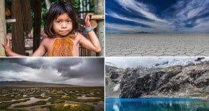 Photographer Traveled Half Way Round The World