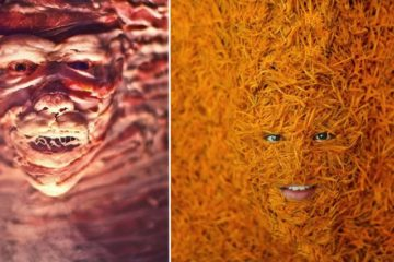Photographer Turns People Into Their Favorite Foods