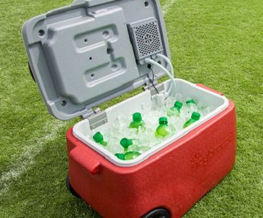 Portable Air Conditioner And Cooler drinks