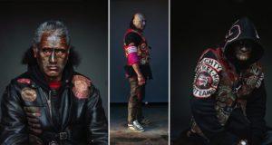Portraits Of New Zealands Toughest Gang Members