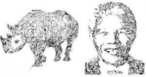 Quentin Horn Made Up Doodles