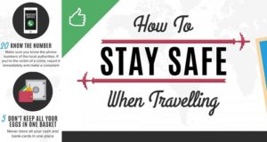 Safest And Most Dangerous Cities For Travelers