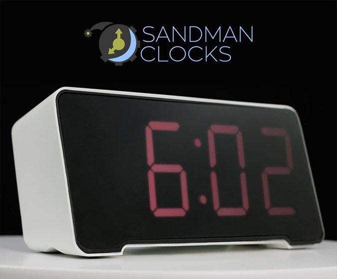 Sandman Clocks