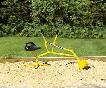 Sandpit Digger crane