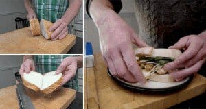 Sandwich Knife