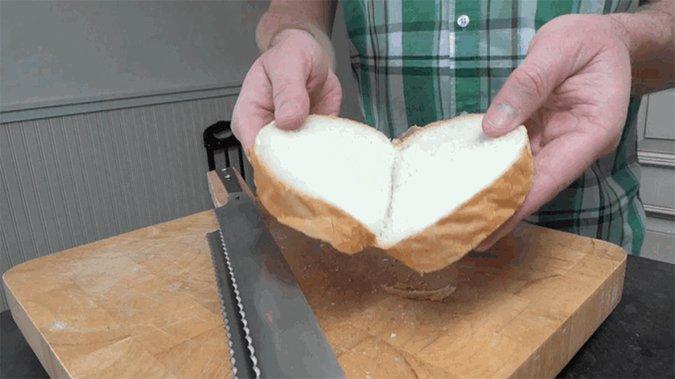 Sandwich Knives