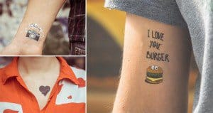 16 secret hiding places for your valuables for Places to hide tattoos