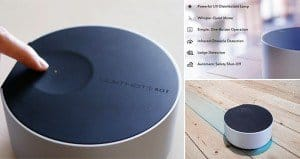 UVe Cleaning Gadget
