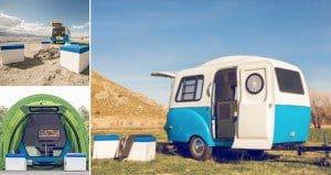 Ultra Compact Camper