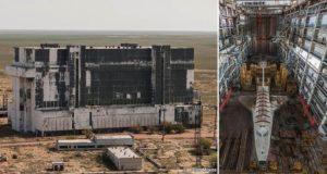 Urban Explorer Finds Forgotten Soviet Space Program