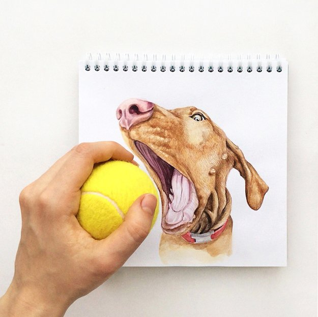Valerie-Susik-dog-portraits-ball