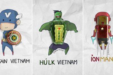 Vietnamese Avengers