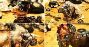 What My Little Pony Dolls Would Look Like In Mad Max
