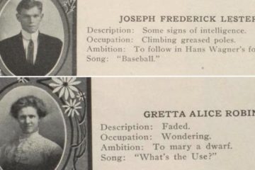 Yearbook Quotes From 1911
